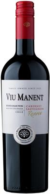 Вино красное сухое «Viu Manent Estate Collection Reserva Cabernet Sauvignon» 2014 г.