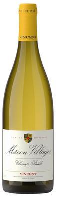 Вино белое сухое «Macon Villages Champ Brule» 2014 г.