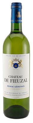Вино белое сухое «Chateau de Fieuzal Blanc» 2012 г.