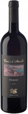 Вино красное сухое «Furore Rosso Riserva» 2012 г.