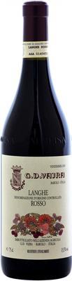 Вино красное сухое «Langhe Rosso Vajra» 2013 г.