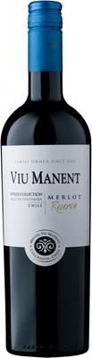 Вино красное сухое  «Viu Manent Estate Collection Reserva Merlot» 2015 г.