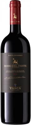 Вино красное сухое «Rosso del Conte, 0.75 л» 2012 г.