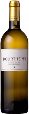 Вино белое сухое «Dourthe №1 Bordeaux blanc» 2015 г.
