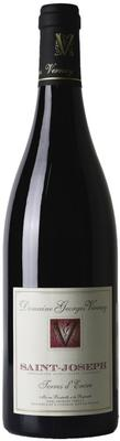 Вино красное сухое «Saint-Joseph» 2014 г.