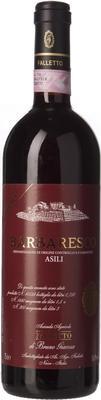 Вино красное сухое «Barbaresco Asili Riserva» 2011 г.
