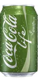 Напиток безалкогольный сильногазированный «Coca-Cola Life »