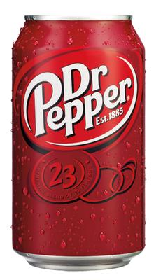 Газированный напиток «Dr Pepper Classic» в жестяной банке