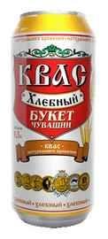 Квас «Хлебный Букет Чувашии»