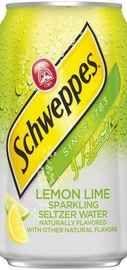 Напиток газированный «Schweppes Lemon Lime»