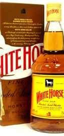 Виски шотландский «White Horse» в подарочной упаковке