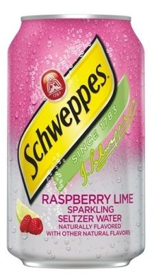 Вода «Schweppes Raspberry Lime»