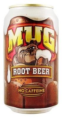 Газированный напиток «Mug Root Beer»