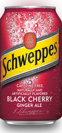 Вода «Schweppes Black Cherry»