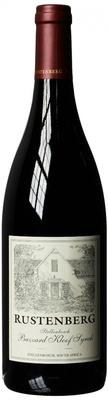 Вино красное сухое «Rustenberg Buzzard Kloof Syrah» 2013 г.