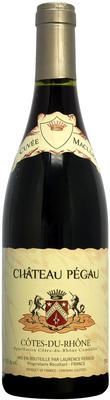 Вино красное сухое «Chateau Pegau Cuvee Maclura Cotes-du-Rhone» 2013 г.