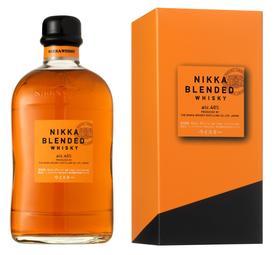 Виски «Nikka Blended» в подарочной упаковке