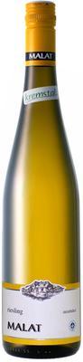 Вино белое сухое «Malat Riesling Steinbuhel» 2014 г.