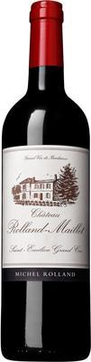 Вино красное сухое «Chateau Rolland-Maillet» 2012 г.