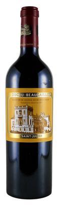 Вино красное сухое «Chateau Ducru-Beaucaillou Grand Cru Classe» 2001 г.