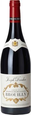 Вино красное сухое «Domaine des Hospices de Belleville Fleurie» 2014 г.