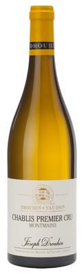 Вино белое сухое «Chablis Premier Cru Montmains» 2014 г.