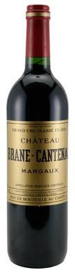Вино красное сухое «Chateau Brane Cantenac Grand Cru Margaux» 2008 г.