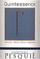 Вино красное сухое «Quintessence Cotes du Ventoux» 2013 г.