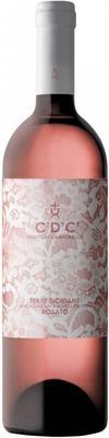 Вино розовое сухое «C'D'C' Cristo di Campobello» 2015 г.