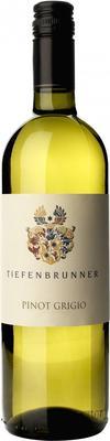 Вино белое сухое «Tiefenbrunner Pinot Grigio» 2015 г.