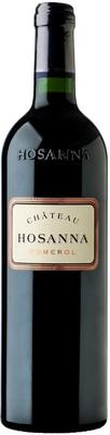 Вино красное сухое «Chateau Hosanna Pomerol» 2012 г.