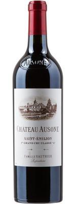 Вино красное сухое «Chateau Ausone Saint-Emilion 1-er Grand Cru A» 2012 г.