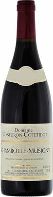 Вино красное сухое «Domaine Confuron-Cotetidot Chambolle-Musigny» 2013 г.