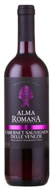 Вино красное полусухое «Alma Romana Cabernet Sauvignon»