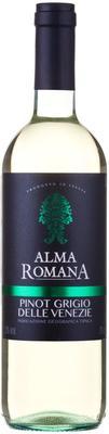 Вино белое полусухое «Alma Romana Pinot Grigio»