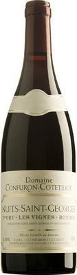 Вино красное сухое «Domaine Confuron-Cotetidot Nuits-Saint-Georges 1-er Cru-Les-Vignes-Rondes» 2013 г.