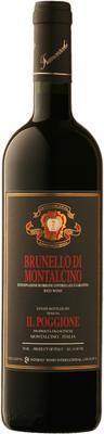 Вино красное сухое «Tenuta Il Poggione Brunello di Montalcino» 2010 г.