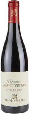 Вино красное сухое «Cotes du Rhone Reserve Grand Veneur» 2013 г.