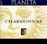 Вино белое сухое «Chardonnay Planeta» 2014 г.