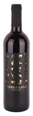 Вино красное сухое «Tierra Natal Tinto»