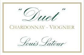 Вино белое сухое «Duet» 2014 г.