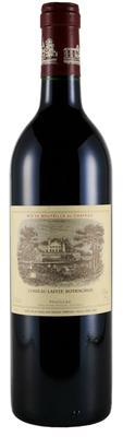 Вино красное сухое «Chateau Lafite Rothschild» 2012 г.