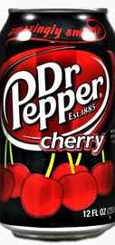 Вода «Dr Pepper Cherry»