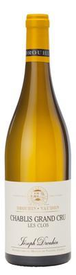 Вино белое сухое «Joseph Drouhin Chablis Grand Cru Les Clos» 2014 г.