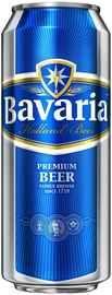 Пиво «Bavaria» в жестяной банке
