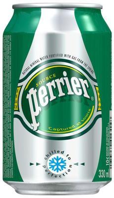 Газированный напиток «Perrier»