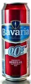Пиво «Bavaria Non Alcoholic» в жестяной банке