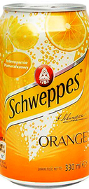 Вода «Schweppes Orange»
