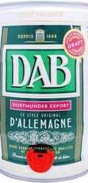 Пиво «DAB Original» кегля