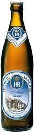 Пиво «Hofbrau Munchner Weisse»